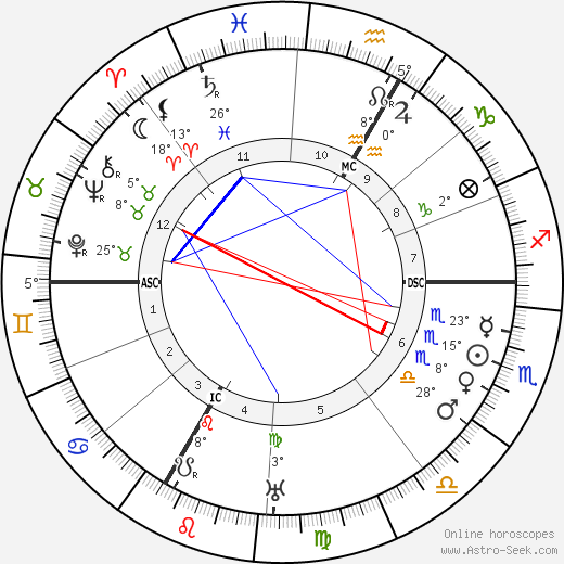 Lise Meitner birth chart, biography, wikipedia 2019, 2020