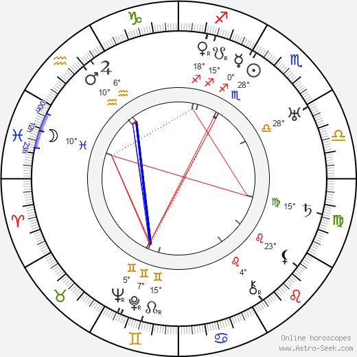 T. J. Särkkä birth chart, biography, wikipedia 2019, 2020