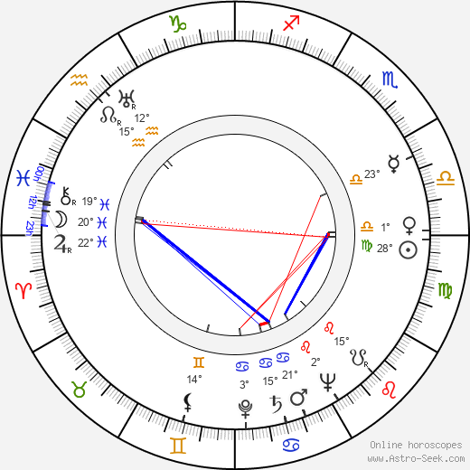 Vincent J. Donehue birth chart, biography, wikipedia 2019, 2020