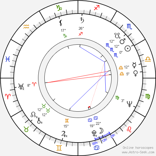 Eugene Grisanti birth chart, biography, wikipedia 2019, 2020