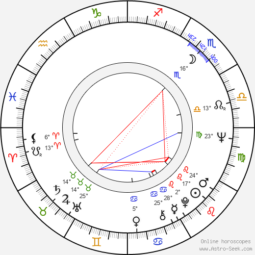 Marie Versini birth chart, biography, wikipedia 2019, 2020