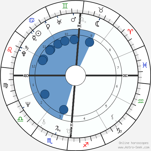 Michel Andrei wikipedia, horoscope, astrology, instagram