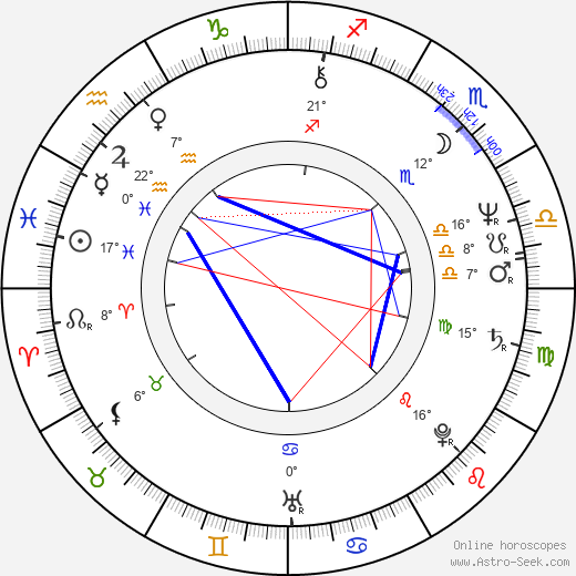 Peter McCauley birth chart, biography, wikipedia 2018, 2019