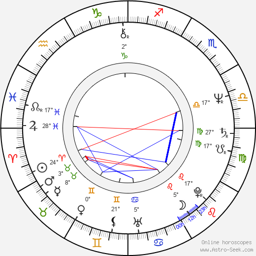 Dick Maas birth chart, biography, wikipedia 2019, 2020