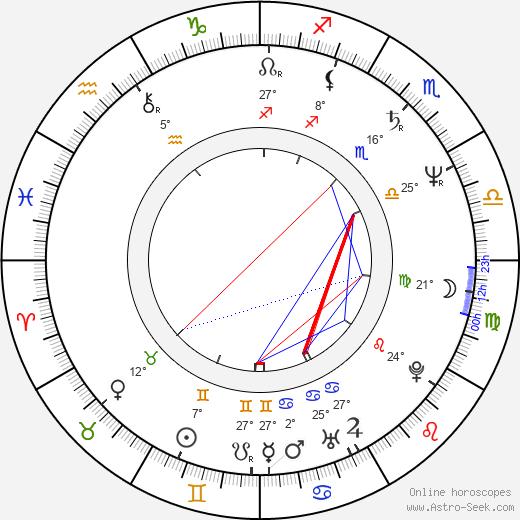 Kenny Schrader birth chart, biography, wikipedia 2020, 2021