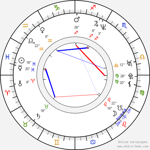 Stephanie Chambers birth chart, biography, wikipedia 2019, 2020