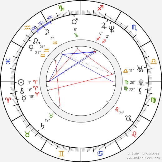 Will Yun Lee birth chart, biography, wikipedia 2018, 2019