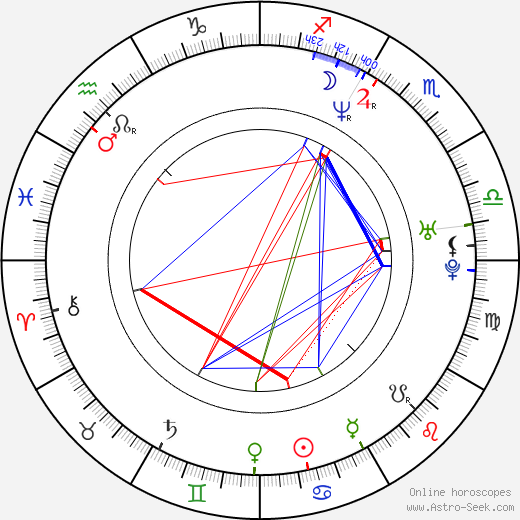 Travis Payne astro natal birth chart, Travis Payne horoscope, astrology