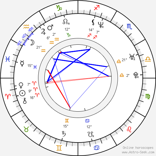 Adam Goldstein birth chart, biography, wikipedia 2019, 2020