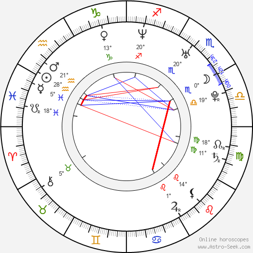 Bear McCreary birth chart, biography, wikipedia 2019, 2020