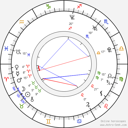Sean Fox birth chart, biography, wikipedia 2019, 2020