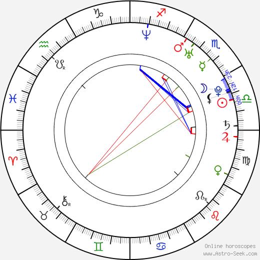 Arnold Chon astro natal birth chart, Arnold Chon horoscope, astrology
