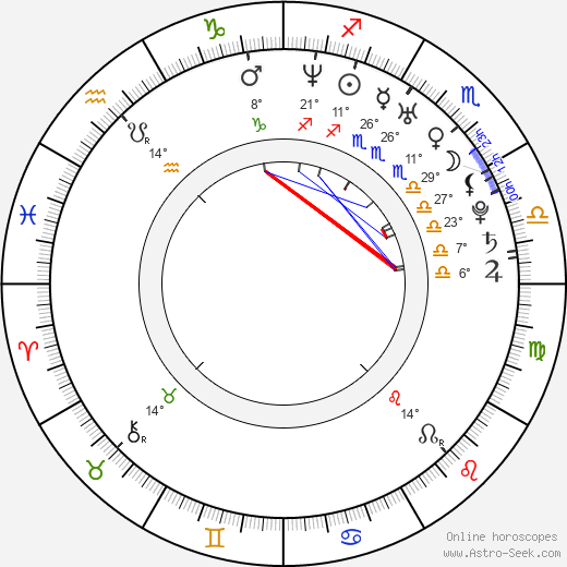 Anna Chlumsky birth chart, biography, wikipedia 2019, 2020