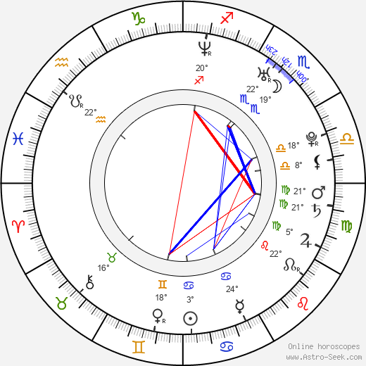 Todd Strauss-Schulson birth chart, biography, wikipedia 2020, 2021