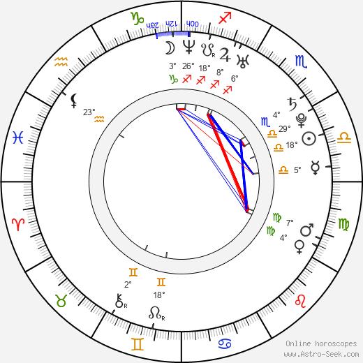 David Šír birth chart, biography, wikipedia 2020, 2021