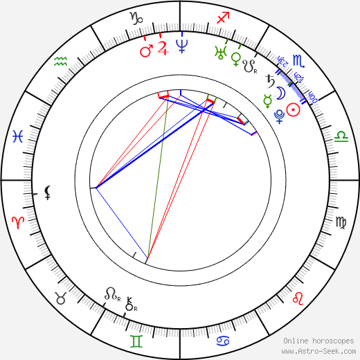Cheong-a Lee astro natal birth chart, Cheong-a Lee horoscope, astrology