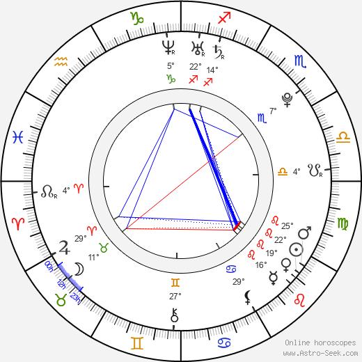 Martina Cerhová birth chart, biography, wikipedia 2020, 2021