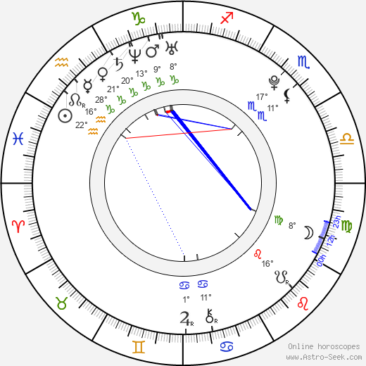 Shawn Lee birth chart, biography, wikipedia 2018, 2019