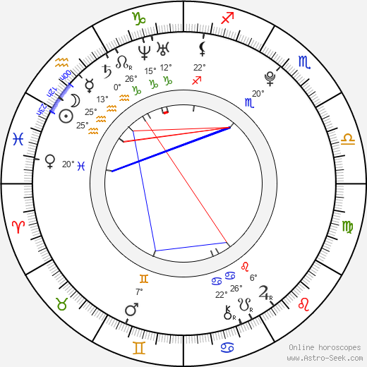 Amanda Bauer birth chart, biography, wikipedia 2018, 2019