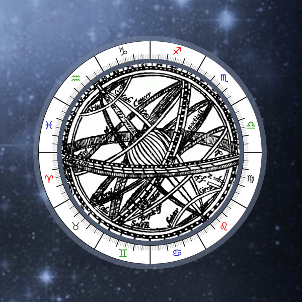 Traditional Astrology Chart Calculator, Online Software