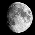 Lunar calendar - 25. June 2018