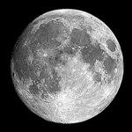 Lunar calendar - 25. August 2018