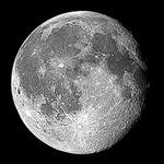 Lunar calendar - 2. April 2018