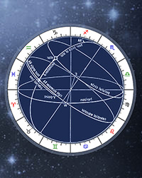 Birth Time Rectification Calculator Software, Natal Chart, Primary Directions Astrology