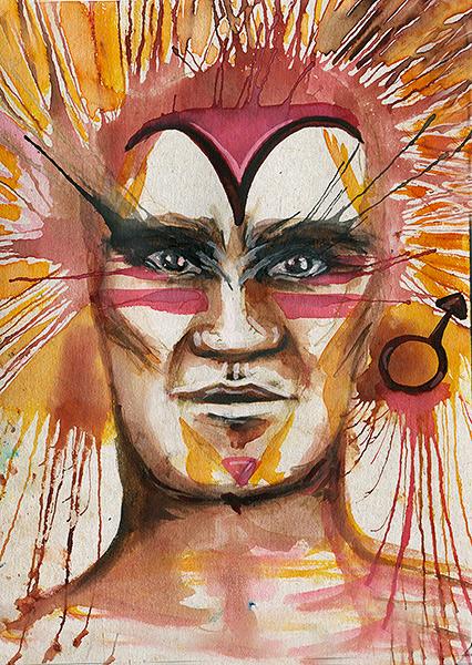 Солнечный знак зодиака Овен, Солнечный гороскоп Овен