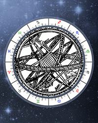 Traditional Astrology Birth Natal Chart Online, Houses System